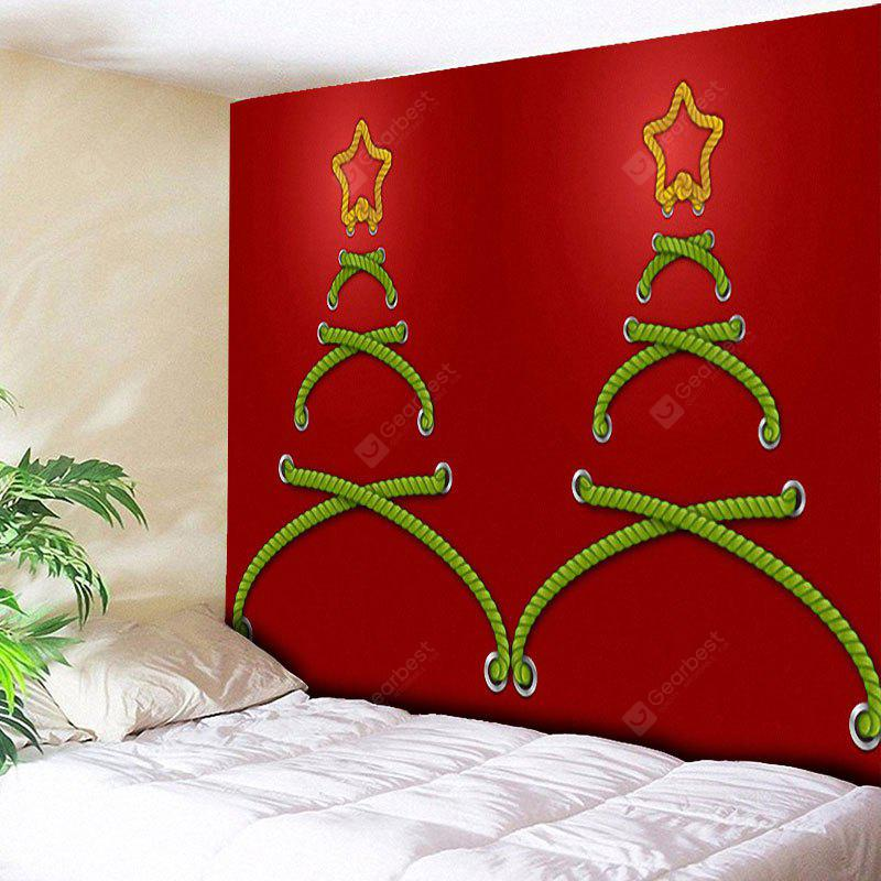 Christmas Graphic Wall Hanging Tapestry