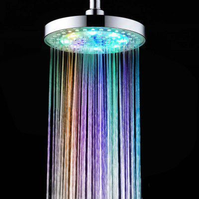 Colors Changing LED Shower Head Cleansing Filter Sprayer