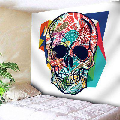 Skull Print Wall Hanging Bedroom Tapestry