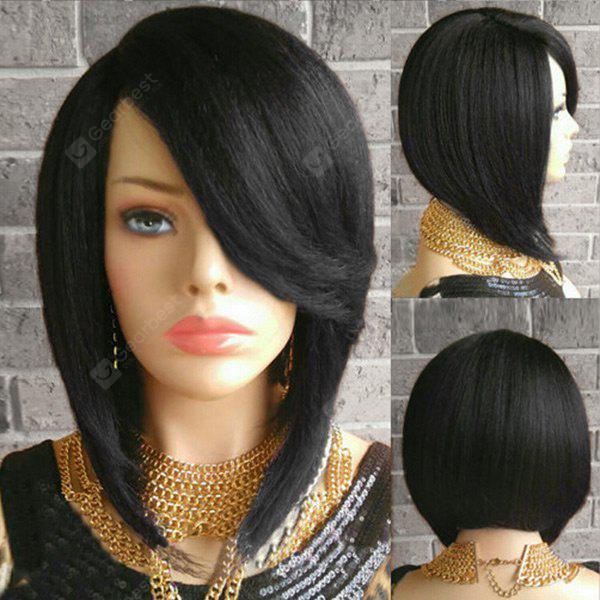 BLACK, Health & Beauty, Hair Extensions & Wigs, Synthetic Wigs