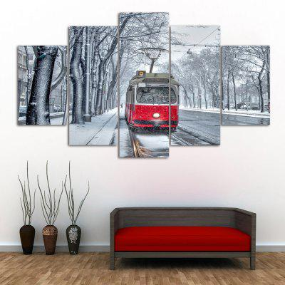 Car Print Wall Art Split Canvas Paintings