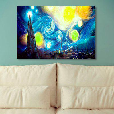 Oil Painting Graphic Wall Art Canvas Prints