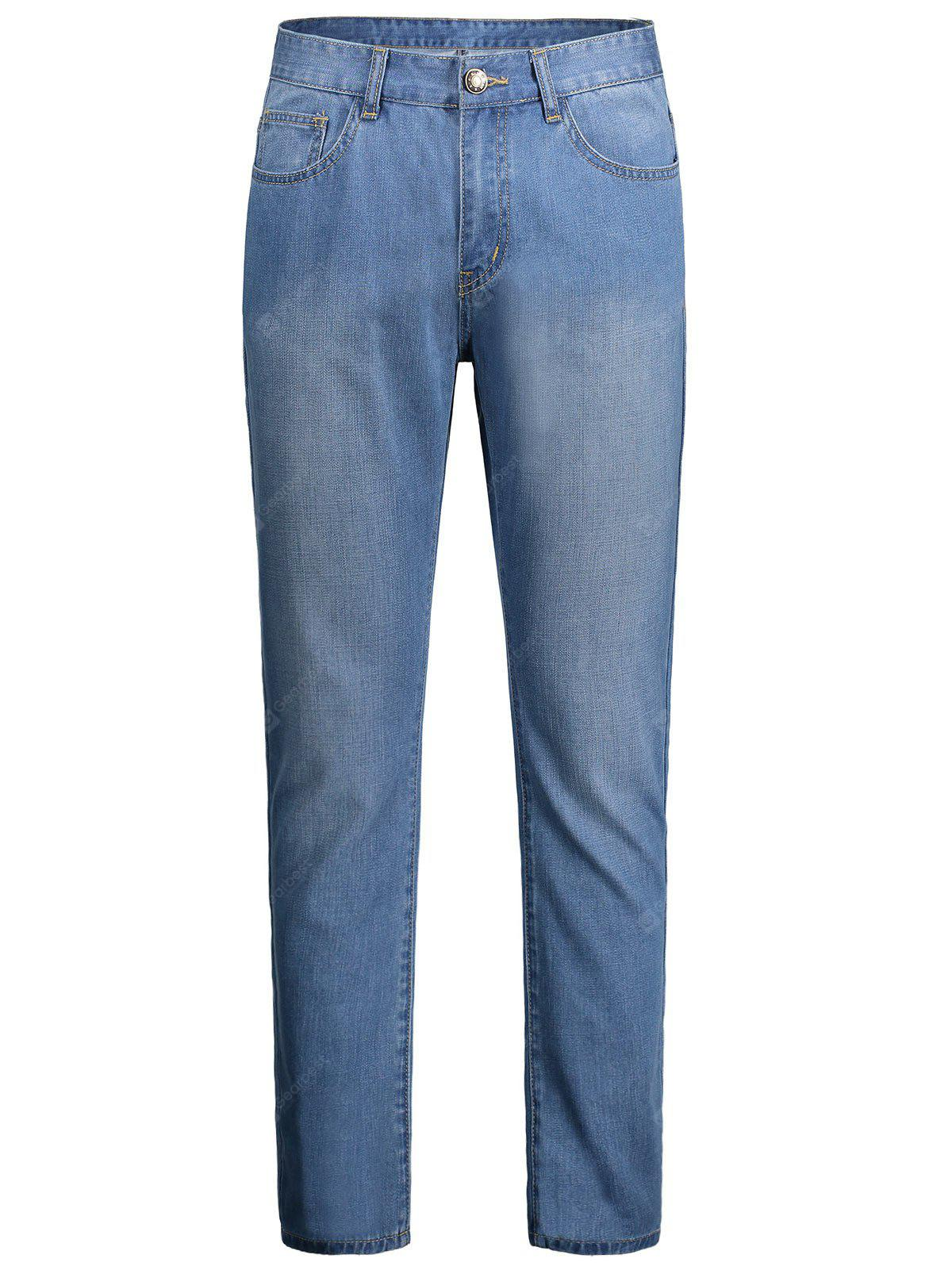 Fade Straight Fit Tall Jeans
