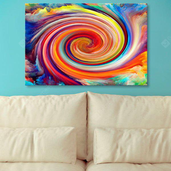 Oil Painting Vortex Wall Art Canvas Prints