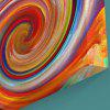 Oil Painting Vortex Wall Art Canvas Prints - COLORFUL