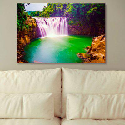 Natural Scenery Print Canvas Wall Art Painting