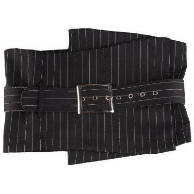 High Waist Big Pin Buckle Corset Belt