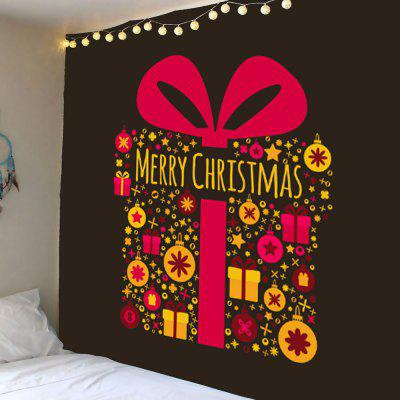 Christmas Gift Printed Wall Hanging Tapestry