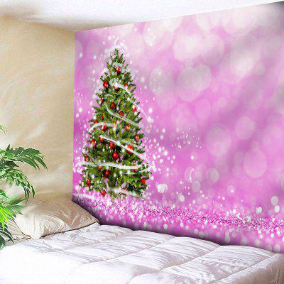 Wall Art Christmas Tree Bedroom Tapestry