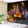 Christmas Paradise Print Wall Tapestry - COLORMIX