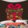 Christmas Gift Printed Wall Hanging Tapestry - COLORFUL