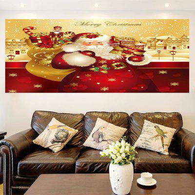 Buy COLORFUL Gifts Santa Claus Patterned Multifunction Wall Art Painting for $14.78 in GearBest store