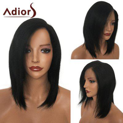 Adiors Medium Side Parting Straight Bob Synthetic Wig