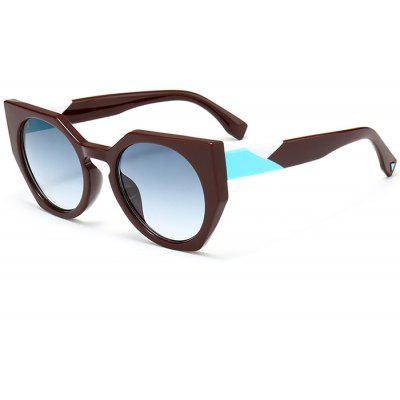 UV Protection Full Frame Design Butterfly Sunglasses