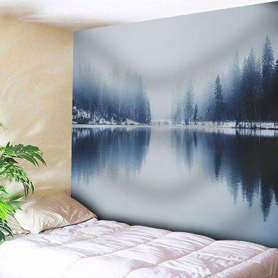 Landscape Print Wall Hanging Tapestry