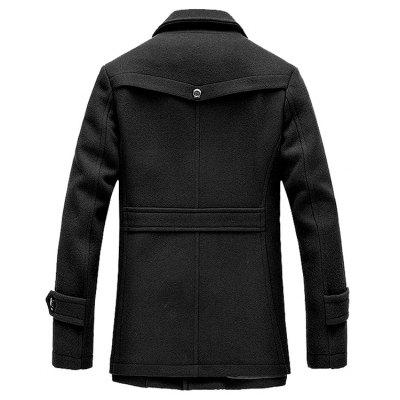 Epaulet Design Wool Blend Faux Twinset JacketMens Jackets &amp; Coats<br>Epaulet Design Wool Blend Faux Twinset Jacket<br><br>Clothes Type: Wool &amp; Blends<br>Collar: Turn-down Collar<br>Material: Acrylic, Polyester, Wool<br>Package Contents: 1 x Jacket<br>Season: Winter<br>Shirt Length: Regular<br>Sleeve Length: Long Sleeves<br>Style: Casual<br>Weight: 1.4900kg
