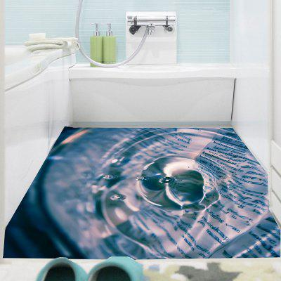 Buy COLORMIX Multifunction Water Drop Pattern Removable Wall Sticker for $14.92 in GearBest store