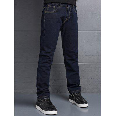 Boys Long Straight Jeans