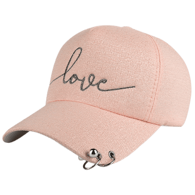 Letters Beads Metal Circle Embellished Baseball HatWomens Hats<br>Letters Beads Metal Circle Embellished Baseball Hat<br><br>Circumference (CM): 54-59CM<br>Gender: For Women<br>Group: Adult<br>Hat Type: Baseball Caps<br>Material: Polyester<br>Package Contents: 1 x Hat<br>Pattern Type: Letter<br>Style: Fashion<br>Weight: 0.1300kg