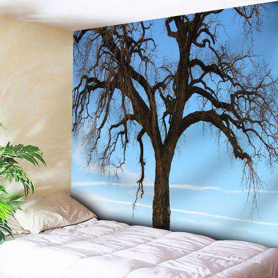 Wall Hanging Tapestry Tree
