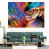 Colorful Space Patterned Removable Multifunction Wall Art Painting - COLORFUL