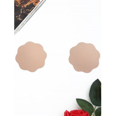 Buy COMPLEXION Floral Shape Adhesive Nipple Sticker for $9.61 in GearBest store