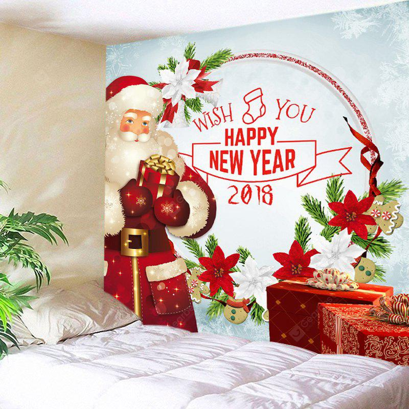 Wall Hanging Art Christmas New Year Print Tapestry