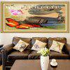 Multifunction Retro Butterflies Stick-on Wall Art Painting - COLORFUL