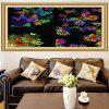 Colorful Butterflies Patterned Decorative Multifunction Wall Art Painting - COLORFUL