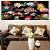 Peonies Pattern Multifunction Decorative Wall Art Sticker - COLORIDO