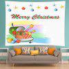 Wall Hanging Art Christmas Gifts Mailbox Print Tapestry - COLORMIX