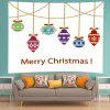 Wall Hanging Art Merry Christmas Decorations Print Tapestry - BRANCO