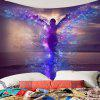 Starlight Butterfly Wing Pattern Wall Hanging Tapestry - COLORIDO