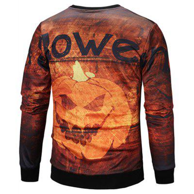Pumpkin Lamp Graphic Print Halloween SweatshirtMens Hoodies &amp; Sweatshirts<br>Pumpkin Lamp Graphic Print Halloween Sweatshirt<br><br>Material: Cotton, Polyester<br>Package Contents: 1 x Sweatshirt<br>Shirt Length: Regular<br>Sleeve Length: Full<br>Style: Fashion<br>Weight: 0.4000kg