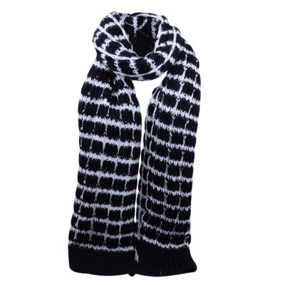 Outdoor Checked Pattern Knitting ScarfScarves<br>Outdoor Checked Pattern Knitting Scarf<br><br>Gender: Unisex<br>Group: Adult<br>Length (CM): 180CM<br>Material: Acrylic<br>Package Contents: 1 x Scarf<br>Pattern Type: Plaid<br>Scarf Length: Above 175CM<br>Scarf Type: Scarf<br>Scarf Width (CM): 35CM<br>Season: Spring, Winter, Fall<br>Style: Fashion<br>Weight: 0.2500kg