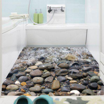Water Pebbles Multipurpose Decorative Wall Art Sticker