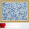 Pebbles Printed Multipurpose Decorative Wall Art Sticker - NUBLADO