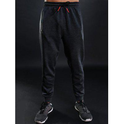 Sports Casual Zip Pocket Jogger PantsMens Pants<br>Sports Casual Zip Pocket Jogger Pants<br><br>Closure Type: Drawstring<br>Fit Type: Regular<br>Front Style: Flat<br>Material: Polyester<br>Package Contents: 1 x Jogger Pants<br>Pant Length: Long Pants<br>Pant Style: Jogger Pants<br>Style: Active<br>Waist Type: Mid<br>Weight: 0.5800kg<br>With Belt: No