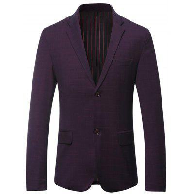 Single Breasted Chest Pocket Blazer