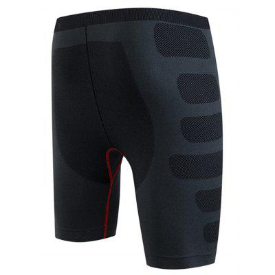 Stretchy Suture Quick Dry Fitted Fitness Jammer ShortsStretchy Suture Quick Dry Fitted Fitness Jammer Shorts<br><br>Elasticity: Elastic<br>Material: Polyester, Spandex<br>Package Contents: 1 x Jammer Shorts<br>Pattern Type: Solid<br>Type: Shorts<br>Weight: 0.1600kg