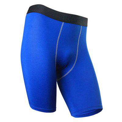 Stretchy Quick Dry Fitted Fitness Jammer ShortsSport Clothing<br>Stretchy Quick Dry Fitted Fitness Jammer Shorts<br><br>Elasticity: Elastic<br>Material: Polyester, Spandex<br>Package Contents: 1 x Jammer Shorts<br>Pattern Type: Solid<br>Type: Shorts<br>Weight: 0.1500kg