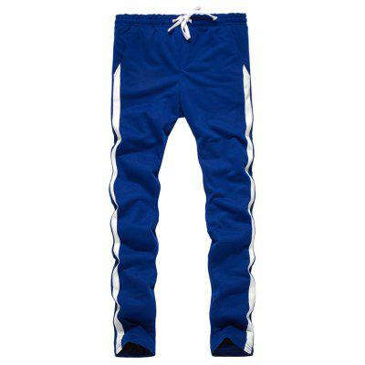 Drawstring Straight Leg Sweatpants
