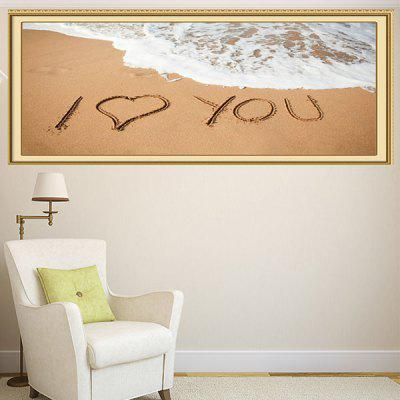 Beach Letters Printed Multipurpose Wall Art Decorative StickerWall Stickers<br>Beach Letters Printed Multipurpose Wall Art Decorative Sticker<br><br>Feature: Removable<br>Functions: Decorative Wall Stickers<br>Material: Fabric Cloth<br>Package Contents: 1 x Wall Sticker<br>Pattern Type: Letter, Scenic<br>Theme: Beach Theme<br>Wall Sticker Type: Plane Wall Stickers<br>Weight: 0.2600kg