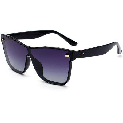 Anti UV Conjoined Frame Sunglasses