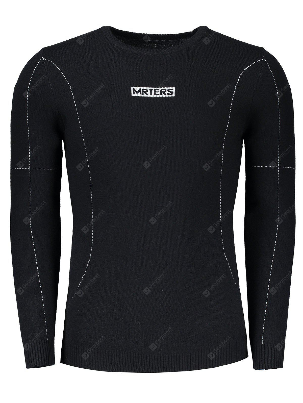 Mrters Graphic Mens Sweater