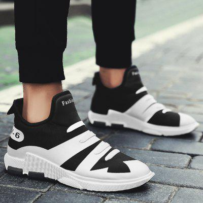 Striped Slip On Color Block Casual ShoesCasual Shoes<br>Striped Slip On Color Block Casual Shoes<br><br>Closure Type: Slip-On<br>Embellishment: Letter<br>Gender: For Men<br>Occasion: Casual<br>Outsole Material: Rubber<br>Package Contents: 1 x Casual Shoes (pair)<br>Pattern Type: Striped<br>Season: Spring/Fall<br>Shoe Width: Medium(B/M)<br>Toe Shape: Square Toe<br>Toe Style: Closed Toe<br>Upper Material: Stretch Fabric<br>Weight: 1.1400kg