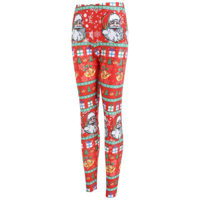 Plus Size Christmas Santa Claus Bell Print LeggingsPlus Size<br>Plus Size Christmas Santa Claus Bell Print Leggings<br><br>Closure Type: Elastic Waist<br>Fit Type: Skinny<br>Length: Normal<br>Material: Cotton, Polyester, Spandex<br>Package Contents: 1 x Leggings<br>Pant Style: Pencil Pants<br>Pattern Type: Print<br>Style: Fashion<br>Waist Type: High<br>Weight: 0.2100kg