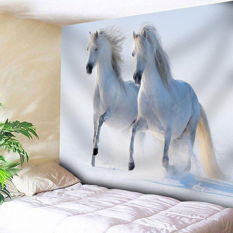 Animal Wall Art Horse Print Tapestry