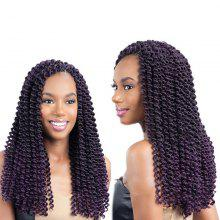 455afb9f35 Long Afro Kinky Princess Curl Braids Synthetic Hair Weave · Long Afro Kinky  Princess Curl Braids Synthetic Hair Weave. $16.67. +1. D15 Wig Ponytail  Female ...