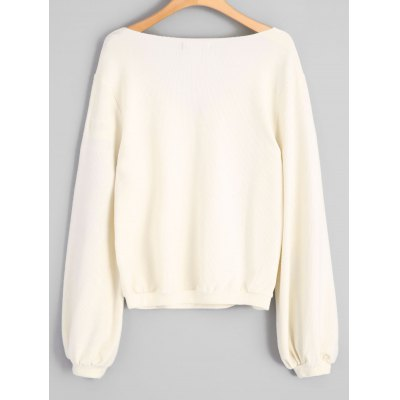 V Neck Ribbed Long Sleeve TopSweaters &amp; Cardigans<br>V Neck Ribbed Long Sleeve Top<br><br>Collar: V-Neck<br>Material: Cotton, Polyester, Spandex<br>Package Contents: 1 x Top<br>Pattern Type: Solid<br>Sleeve Length: Full<br>Style: Casual<br>Type: Pullovers<br>Weight: 0.4600kg